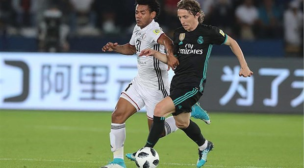 Modric, Avrupa'da yılın futbolcusu seçildi
