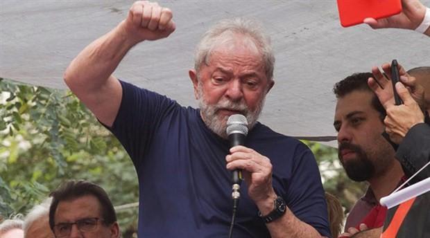 Hapisteki Lula da Silva'ya mahkemeden adaylık engeli
