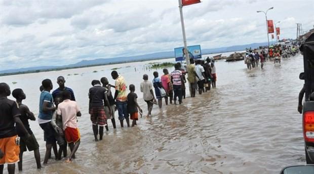 Nijerya'da sel: 14 ölü