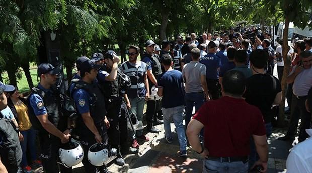 Polisten HDP'li vekile: 'Ben seni tanımıyorum'