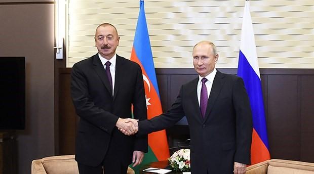 Putin'den 'Dağlık Karabağ' açıklaması