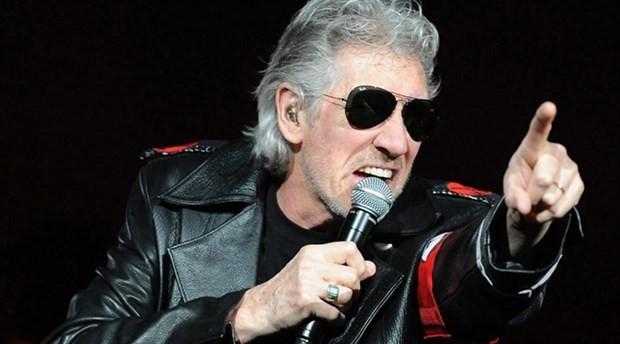 Roger Waters'tan Rusça mesaj: Trump bir domuz