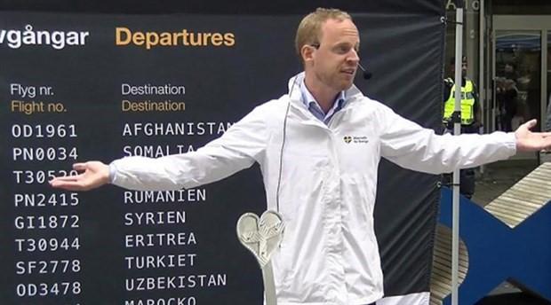 İsveç'te ırkçı partiden seçim vaadi: En az 500 bin göçmeni göndereceğiz