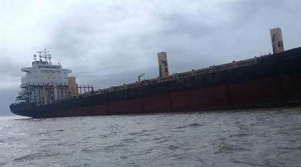 Myanmar'daki 'hayalet gemi'nin sırrı çözüldü