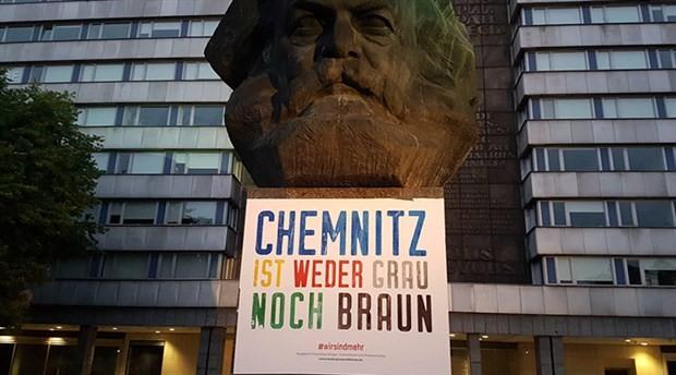 Alman müzik grupları, Chemnitz'de ırkçılığa karşı konser verecek