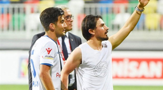 Attığı golden sonra 'abartılı' sevinen futbolcuya 3 maç ceza