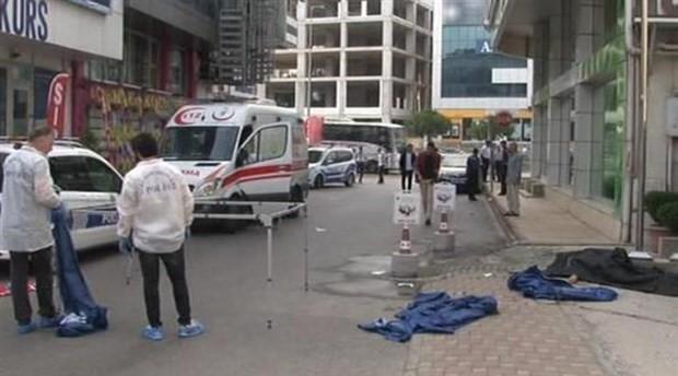 Polis ve astsubay sokak ortasında çatıştı: 1 ölü, 2 yaralı
