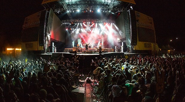 Zeytinli Rock Festivali sona erdi