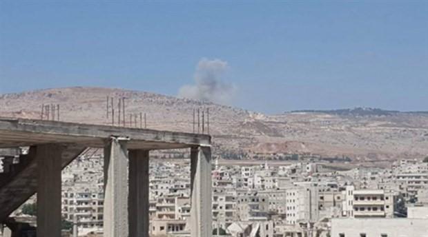 Reuters: Rusya, İdlib'e hava saldırısı düzenledi