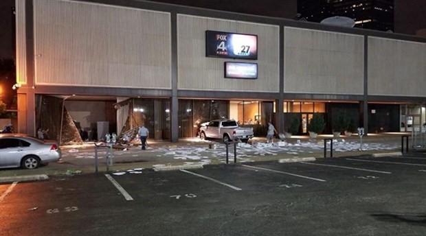 FOX TV'ye saldırı