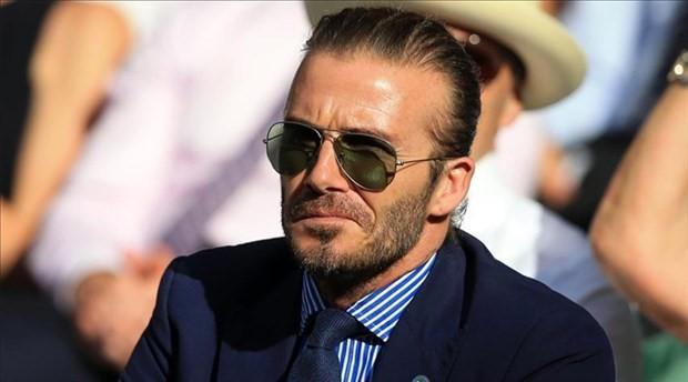 Beckham'ın takımının adı ve amblemi belli oldu