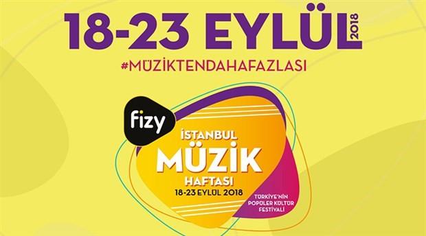 İstanbul Müzik Haftası 18 Eylül'de başlıyor