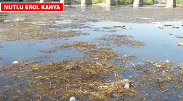Kızılırmak Nehri yok olmak üzere