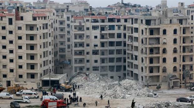 Suriye Ordusu, İdlib'i vurmaya başladı