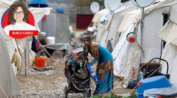 Suriyeliler hedef halinde