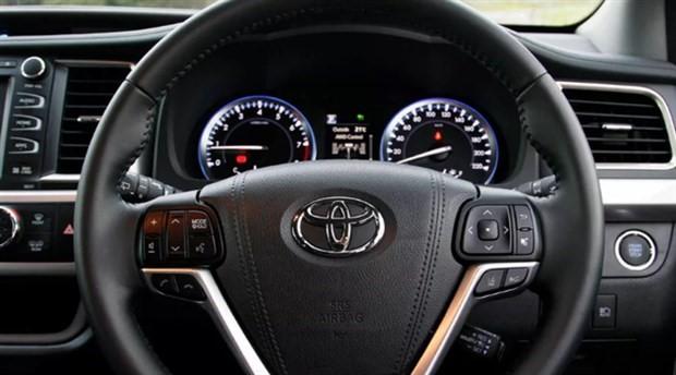 Toyota, 1 milyondan fazla hibrid aracını geri çağırıyor