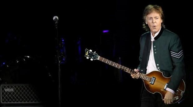 Efsane müzisyen Paul McCartney'den canlı YouTube konseri