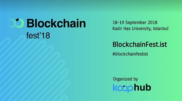 İstanbul'da bitcoin ödüllü blockchain festivali