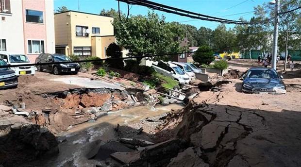 Japonya'daki depremde ölü sayısı 9'a yükseldi, 350'den fazla yaral var