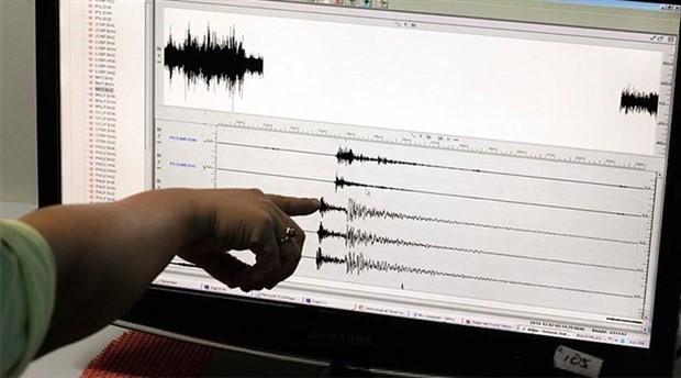 Marmara Denizi'nde deprem hareketliliği