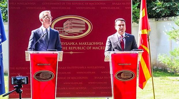 Stoltenberg: NATO, Makedonya'yı 30. ülke olarak kabul etmeye hazır