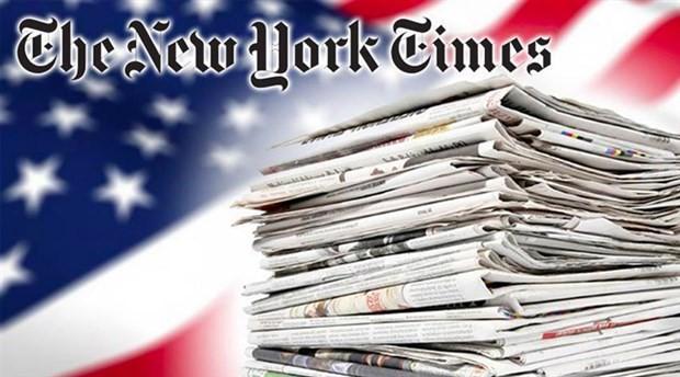 NYT'den isimsiz makale için soruşturma çağrısı yapan Trump'a yanıt