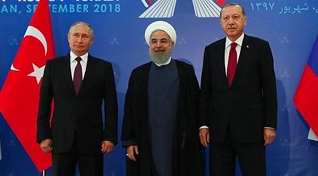 Tahran zirvesi sonrası Putin'den Suriye açıklaması