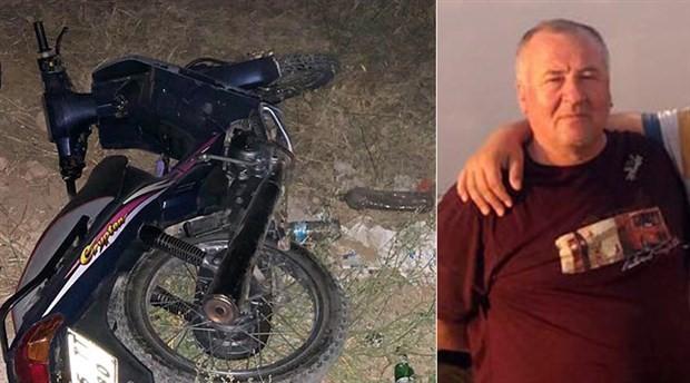 Manisalı motosiket sürücüsü 6 günlük yaşam savaşını kaybetti