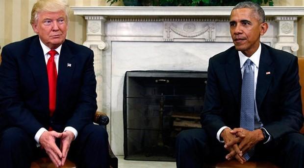 Obama: Trump, kutuplaşmanın sebebi değil sonucu