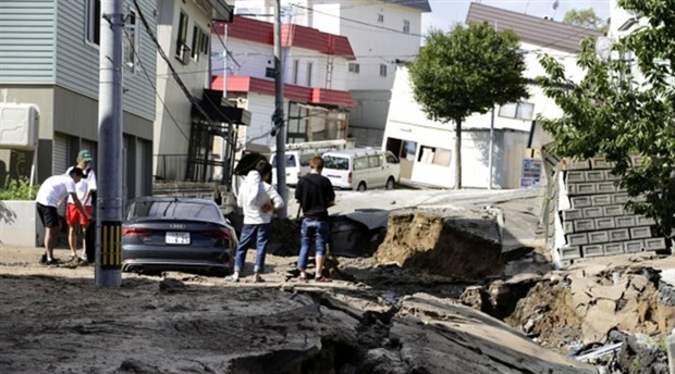 Japonya'daki depremde ölenlerin sayısı 37'ye yükseldi