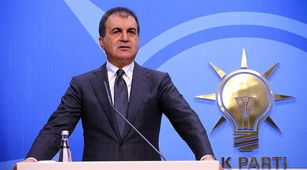 AKP MYK toplantısının ardından Sözcü Çelik'ten açıklama