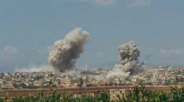 BM: Bir haftada 30 bin kişi İdlib'ten Türkiye sınırına doğru hareket etti