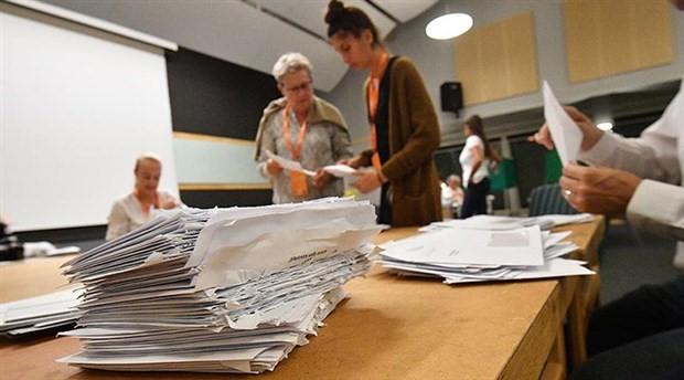 İsveç'teki seçimlerde aşırı sağcı parti SD oy oranını yükseltti