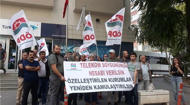 """ÖDP: """"Türk Telekom soygununun hesabı verilsin"""""""