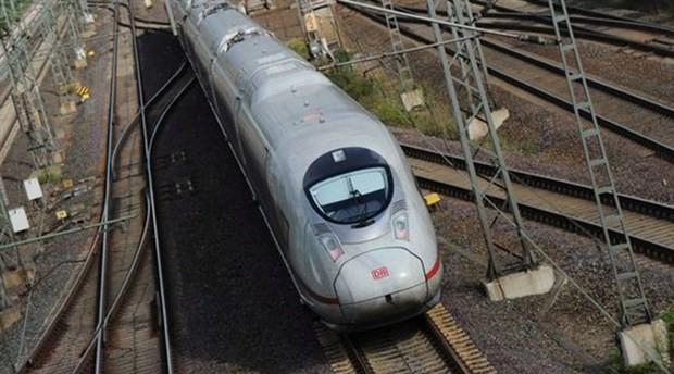 'Türkiye'nin yeni demiryollarını Alman Siemens yapacak'