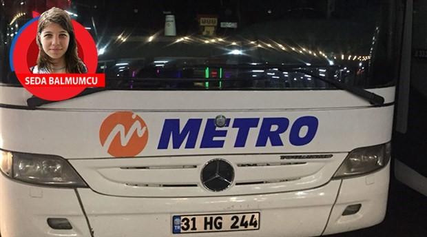 Yine Metro Turizm yine taciz skandalı!