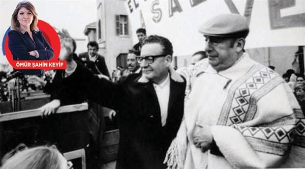Allende! Burada!
