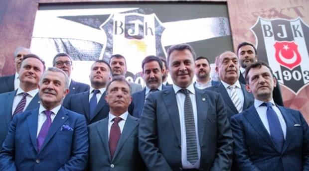 Beşiktaş'ta yeni yönetim belli oluyor