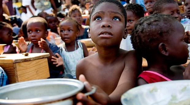 Birleşmiş Milletler uyardı: Dünyada her 9 kişiden biri yetersiz besleniyor