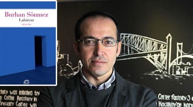 Burhan Sönmez'den yeni roman: Labirent