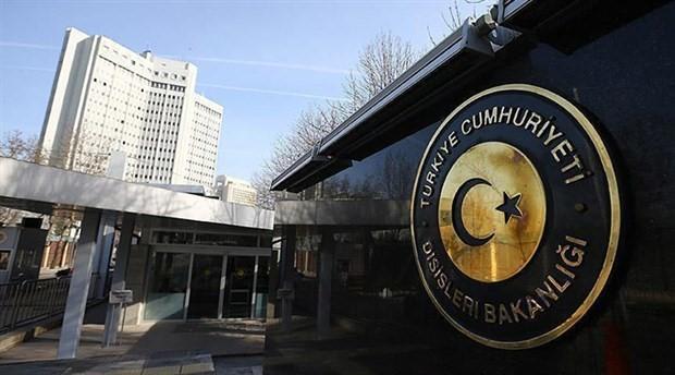 Dışişleri Bakanlığı: Suriye anayasa komitesinin aday listeleri üzerinde mutabakat sağlandı