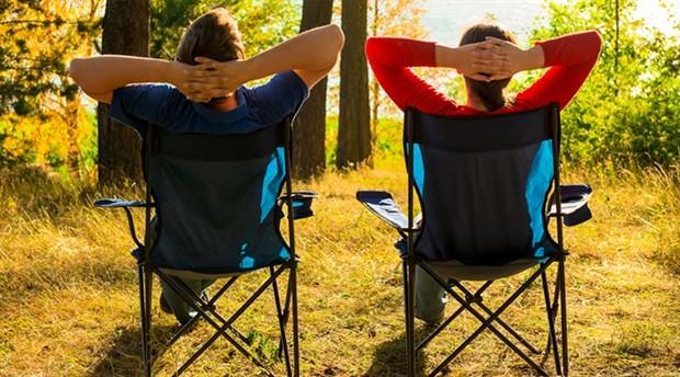 Kamp sandalyesi satışları yüzde 110 arttı