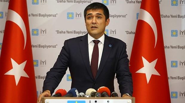 İYİ Parti Sözcüsü Kavuncu: Gündemimizde ittifak yok