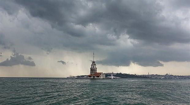 Meteoroloji'den Marmara için gök gürültülü sağanak uyarısı