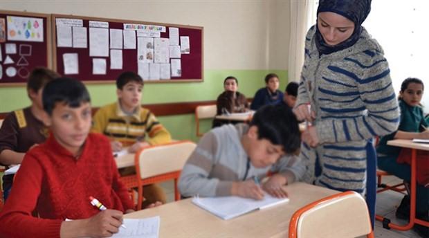 Suriyeli öğrencilere rehber öğretmen