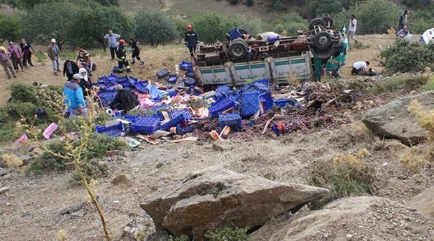 Manisa'da iş cinayeti