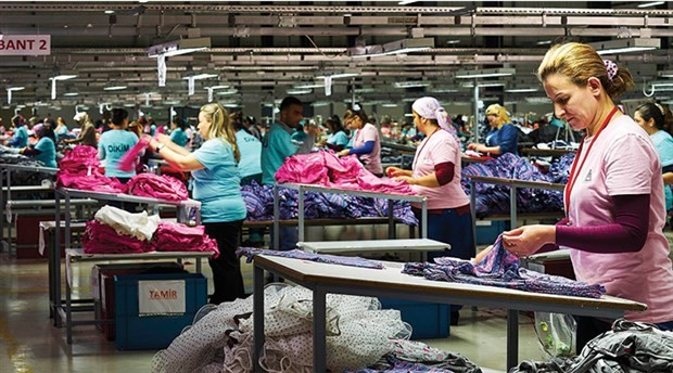 Tekstil işçisi diken üstünde