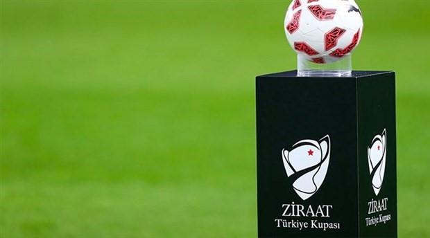 Ziraat Türkiye Kupası'nda 2. tur maçları tamamlandı