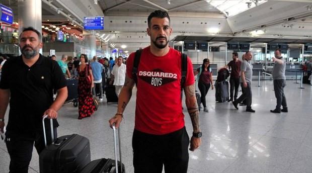 Beşiktaş'tan Negredo açıklaması: Tüm tedbirleri aldık