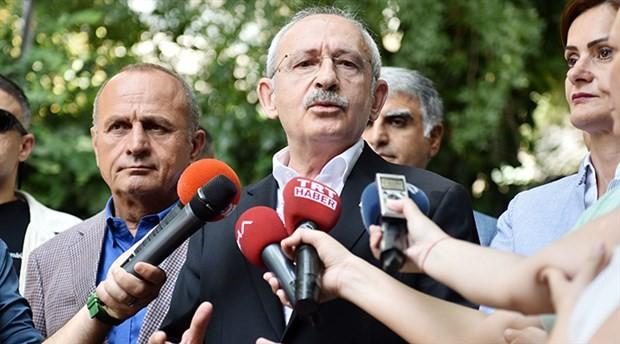 Kılıçdaroğlu: İş Bankası'ndan para almıyoruz